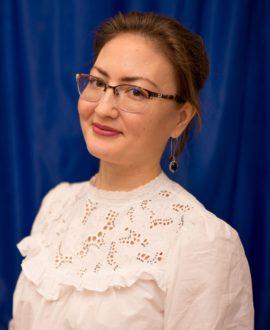 Исянгулова Лилия Фагимовна