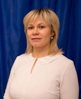 Ищук Екатерина Васильевна
