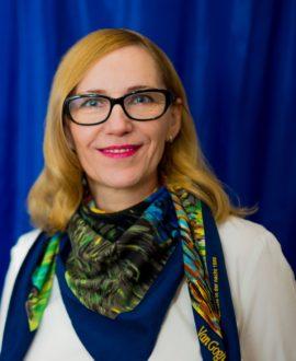 Бебех Елена Владимировна