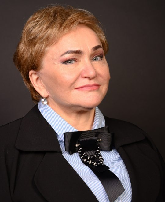 Журавлёва Людмила Витальевна